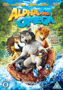 Alpha and Omega, DVD  DVD