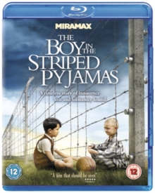 The Boy in the Striped Pyjamas, Blu-ray BluRay