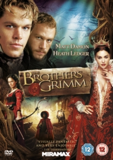 The Brothers Grimm, DVD DVD