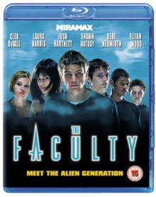 The Faculty, Blu-ray BluRay