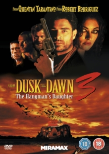From Dusk Till Dawn 3 - The Hangman's Daughter, DVD  DVD