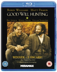 Good Will Hunting, Blu-ray  BluRay