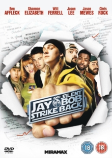 Jay and Silent Bob Strike Back, DVD  DVD