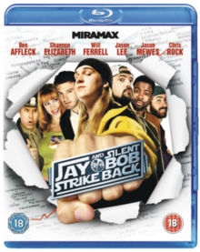 Jay and Silent Bob Strike Back, Blu-ray  BluRay