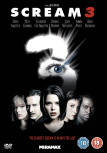 Scream 3, DVD  DVD