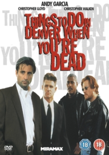 Things to Do in Denver When You're Dead, DVD  DVD