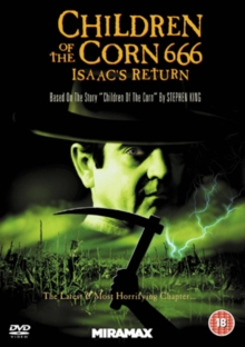 Children of the Corn 666 - Isaac's Return, DVD  DVD