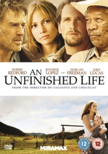 An  Unfinished Life, DVD DVD