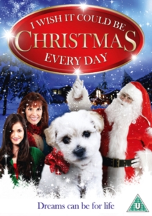 I Wish It Could Be Christmas Every Day, DVD  DVD