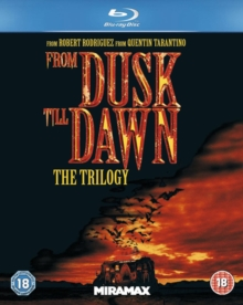 From Dusk Till Dawn Trilogy, Blu-ray  BluRay