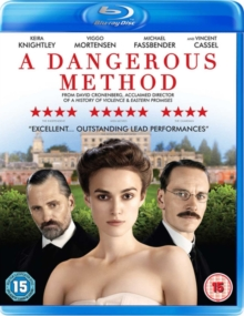 A   Dangerous Method, Blu-ray BluRay
