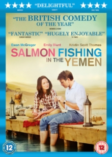 Salmon Fishing in the Yemen, DVD  DVD