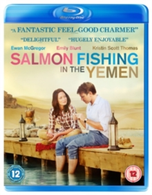 Salmon Fishing in the Yemen, Blu-ray  BluRay