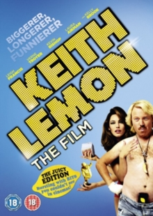 Keith Lemon - The Film, DVD  DVD