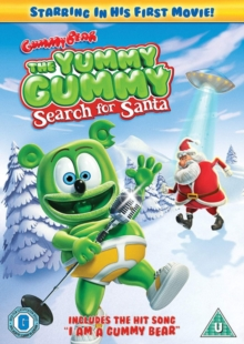 Gummy Bear - The Yummy Gummy Search for Santa, DVD  DVD