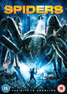 Spiders, DVD  DVD