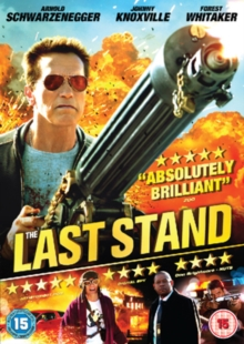 The Last Stand, DVD DVD