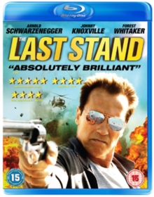 The Last Stand, Blu-ray BluRay