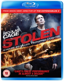 Stolen, Blu-ray  BluRay