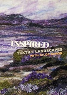 Inspired: Textile Landscapes, DVD  DVD