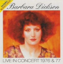 Live in Concert 1976 & 77, CD / Album with DVD Cd
