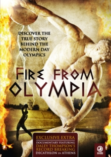 Fire from Olympia, DVD  DVD