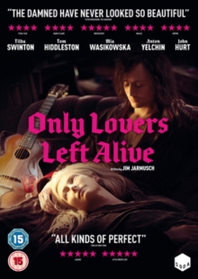 Only Lovers Left Alive, DVD  DVD