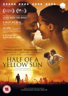 Half of a Yellow Sun, DVD  DVD