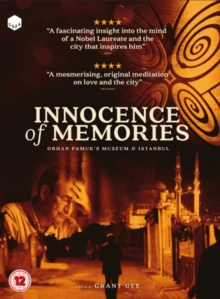 Innocence of Memories, DVD DVD