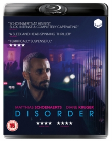 Disorder, Blu-ray BluRay