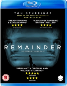 Remainder, Blu-ray BluRay