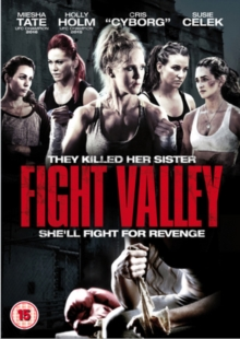 Fight Valley, DVD DVD