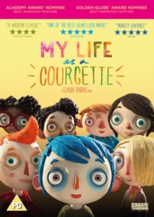 My Life As a Courgette, DVD DVD