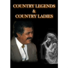 Country Legends and Country Ladies, DVD  DVD