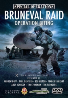 Special Operations - Bruneval Raid, DVD  DVD