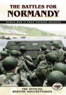 The Battles for Normandy, DVD DVD