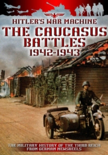 The Caucasus Battles: 1942-1943, DVD DVD