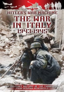 The War in Italy, DVD DVD