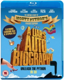 A   Liar's Autobiography: The Untrue Story of Monty Python's..., Blu-ray BluRay