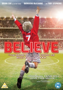 Believe - Theatre of Dreams, DVD  DVD