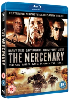 The Mercenary, Blu-ray BluRay