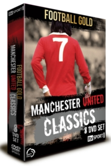 Manchester United: Football Gold - Classics, DVD  DVD