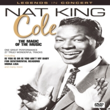 Nat King Cole: The Magic of the Music, DVD  DVD