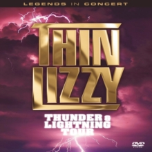 Thin Lizzy: Thunder and Lightning Tour, DVD  DVD