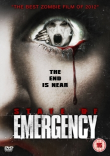 State of Emergency, DVD  DVD