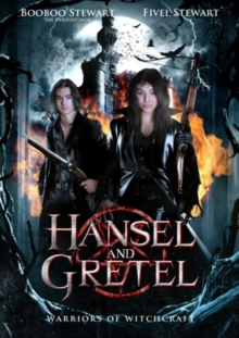 Hansel and Gretel - Warriors of Witchcraft, DVD  DVD