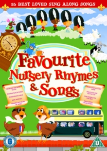 Favourite Nursery Rhymes and Children's Songs, DVD  DVD
