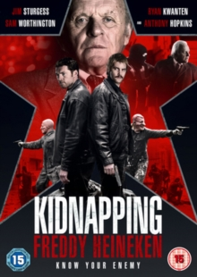 Kidnapping Freddy Heineken, DVD  DVD