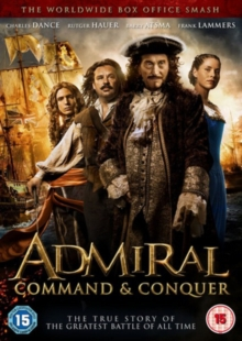 The Admiral - Command and Conquer, DVD DVD