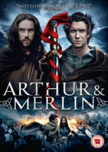 Arthur and Merlin, DVD  DVD